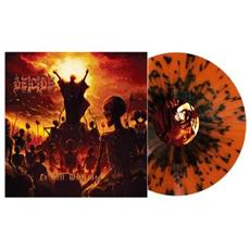 Deicide - To Hell With God (Fire Splatter Vinyl)
