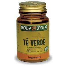 Body Spring Te'verde 50 Compresse Angelini