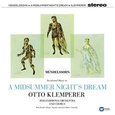 Felix Mendelssohn - Songe Nuit D'Ete' - Otto Klemperer