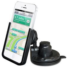 Supporto Auto Con Staffa Orientabil E Cruscotto Per Iphone 5