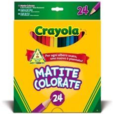 Colora 24 Matite Colorate 3624