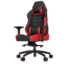 Sedia Ergonomica Gaming P-Line PL6000 Racing colore Nero / Rosso