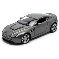 We4130 Aston Martin V12 Vantage 2010 Silver 1:24 Modellino