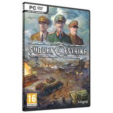PC - Sudden Strike 4