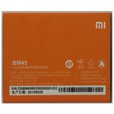 Batteria Pila Originale Bm45 3020mah Per Redmi Note 2