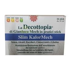 Decopocket Slim-kalor-mech 16x30ml Gianluca Mech