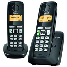 Cordless Gigaset A220 Duo