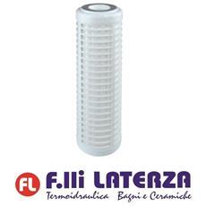 Cartuccia Rete Filtro Tubolare Poliestere Rl 5 Sx Filtro Medium 50 Mcr