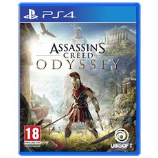 UBISOFT - PS4 - Assassin's Creed Odissey - Day One: 5...