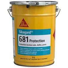 gard 681 Protection - 3l Clear Floor Protection