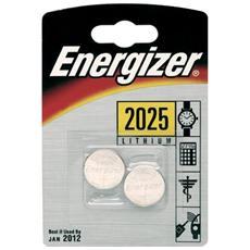 conf. 2 2025 Pile Energizer Specialistiche 2025 3V 626981