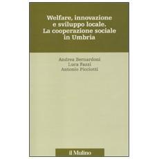 Welfare, innovazione e sviluppo locale. La cooperazione sociale in Umbria
