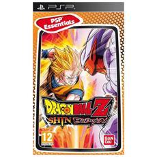 PSP - Essentials Dragonball Z Shin Budokai