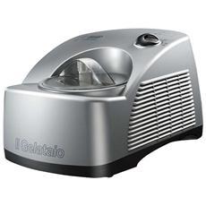 DE LONGHI - Il Gelataio ICK6000 Gelatiera Capacità 1.2 Litri Potenza 230 Watt Colore Silver - Europa