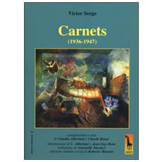Carnets (1936-1947)