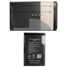 Batteria ricambio sostituzione per Nokia bl5c bl-5c 1020 mah 3.7 v 3.8 wh