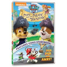 Paw Patrol - I Cuccioli E Il Tesoro Dei Pirati