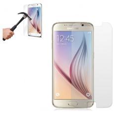 Pellicola Trasparente Vetro Temperato Smartphone Protegge Schermo Samsung S6