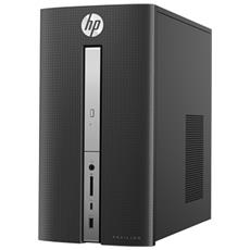 HP - Pc Desktop Pavilion 570-p031nl AMD A10-9700 Quad...