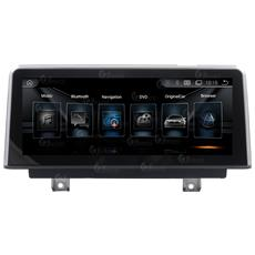 "Autoradio Bmw Serie 1 F20 10.25"""" Fulltouch Mirror Link Android Gps Bluetooth Wifi Usb Mp3"