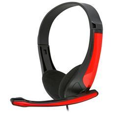 Auricolari Con Microfono Freestyle Fh4088r Rosso