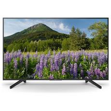 "TV LED Ultra HD 4K 49"" KD49XF7096BAEP Smart TV"