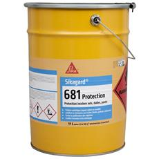 gard 681 Protection - 11l Clear Floor Protector