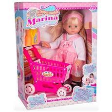 B113 - Marina Canta Cammina Supermarket Cm. 48