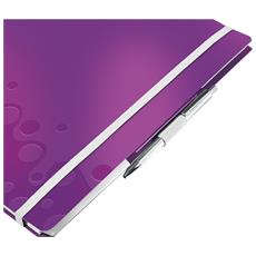 """Notepad """"Be mobile"""" PP A4 Quad. viola"""" 46450062"""