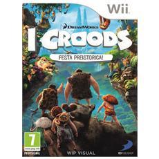WII - I Croods: Festa Preistorica