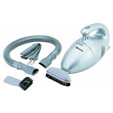 BOMANN - CB947 Mini Aspirapolvere Manuale con Filtro Permanente Potenza 600 W Colore Silver