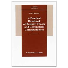Practical handbook of business theory and commercial correspondence (A)