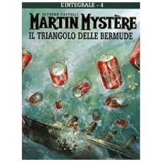 Martin Mystere #04 - Il Triangolo Delle Bermude (Cartonato)