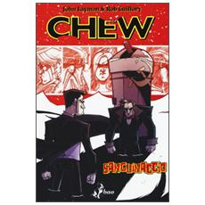 Sanguinaccio. Chew. Vol. 10 Sanguinaccio. Chew