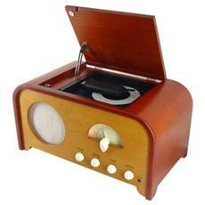 NR 980, Analogico, AM, FM, CD, CD-R, CD-RW, AC, 230V, 40 cm