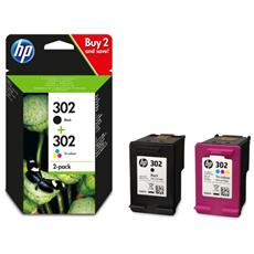 Ink Cartridge 302 Combo Pack.