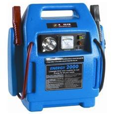 Avviatore Batterie Energy 2000 V. 12