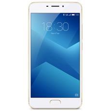 M5 Note Oro Dual Sim Display Full HD Octa Core Ram 3GB Storage 16GB +Slot MicroSD Wi-Fi + 4G Fotocamera 13Mpx Android – Europa