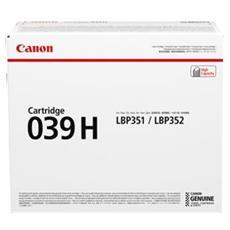 Lbp Cartridge Crg 039 H