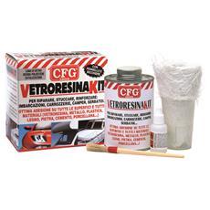 Vetroresina Kit Di Riparazione