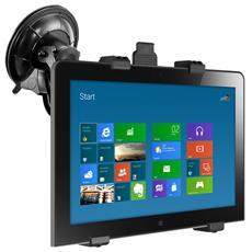 """Supporto auto ventosa parabrezza porta Tablet universale 7"""", 8"""", 9"""", 10"""""""