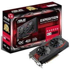 ASUS - Radeon RX 570 4 GB GDDR5 Pci-E DVI-D / HDMI /...