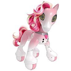Pony Interattivo Zoomer con Accessori