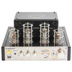 Amplificatore Hi-fi A Valvole 2x25w Madison Ta10bt
