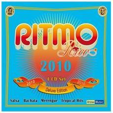 Ritmo Rico 2010-Deluxe Edition (4 Cd)