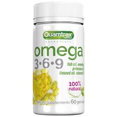 Omega 3-6-9 500 Mg 60 Caps-