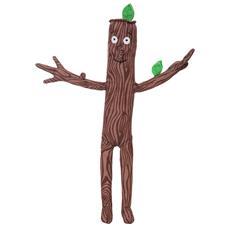 Plush Stick Man