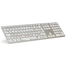 Autodesk SMOKE USB QWERTY Inglese UK Alluminio tastiera