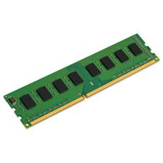 KINGSTON - Memoria Dimm ValueRam 4GB (1 x 4GB) 1600MHz DDR3 Non-Ecc CL11
