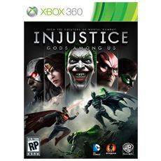 X360 - Injustice: Gods Among Us
